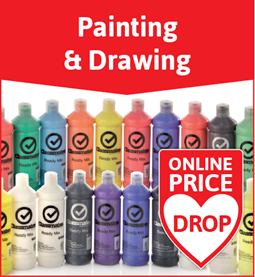 Painting and Drawing Price Drop