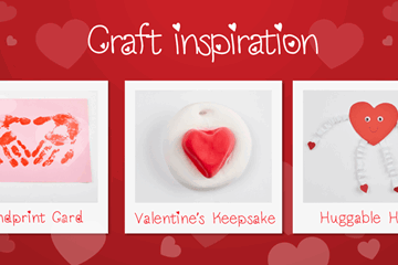 Valentine's Day Crafts - How- To Guides