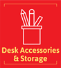 Desk Accessories & Storage