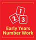 Early Years Number Work