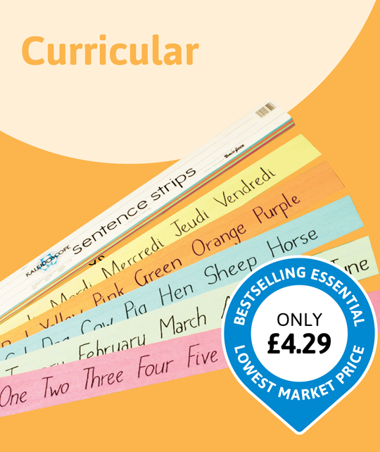 800 Best Sellers: Curricular