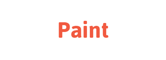 800 Essentials: Paint