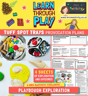 Tuff Spot Playdough