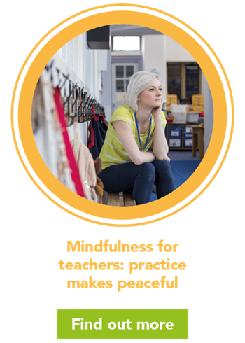 Mindfulness for teachers: practice makes peaceful