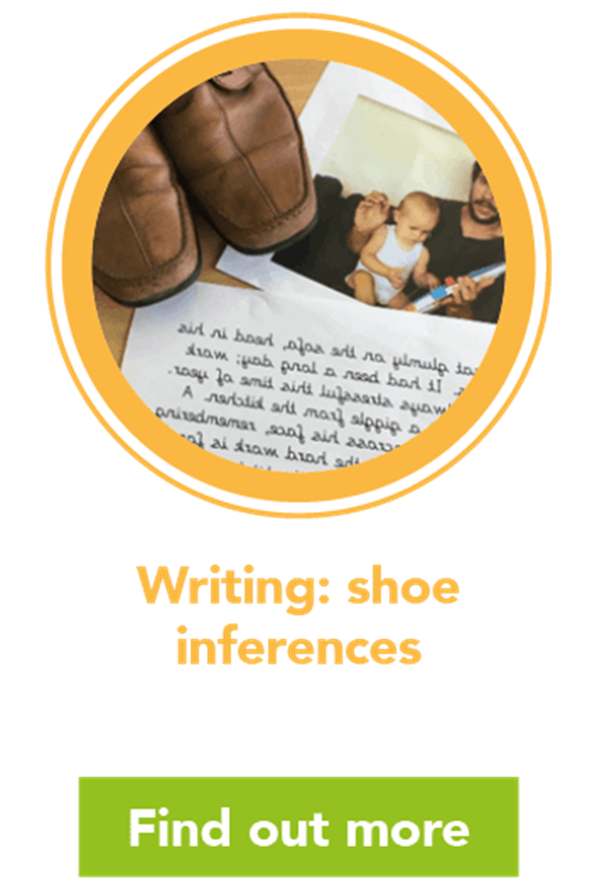 Writing: shoe inferences