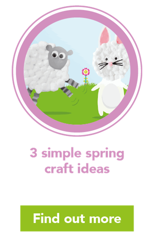 Spring crafting inspiration