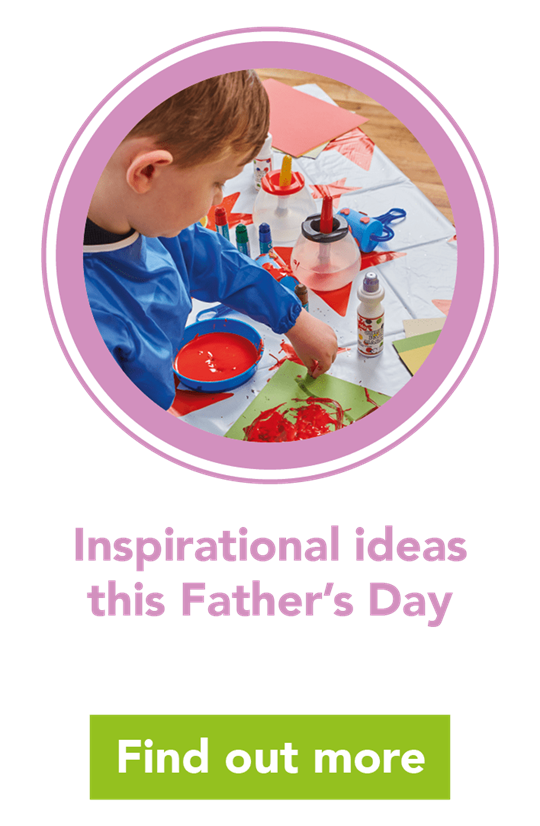 4 easy Father's Day crafts and activities