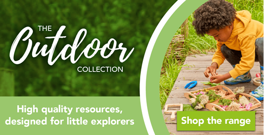 The Outdoor Collection - resources for little explorers
