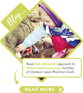 Nature Based Learning