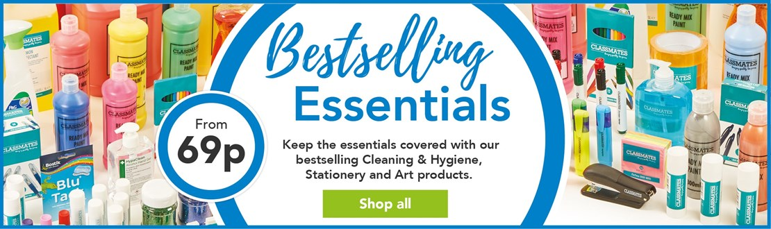 Bestselling Essentials