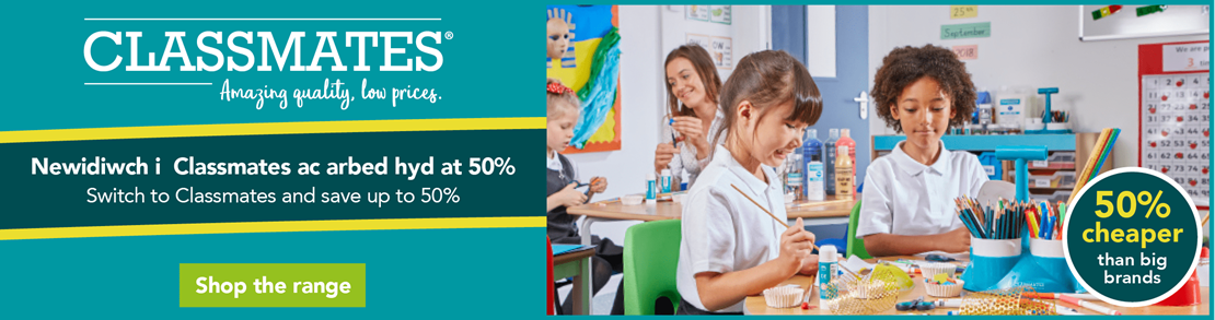 Classmates - switch and save up to 50%