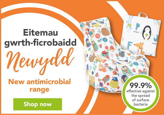 New antimicrobial range