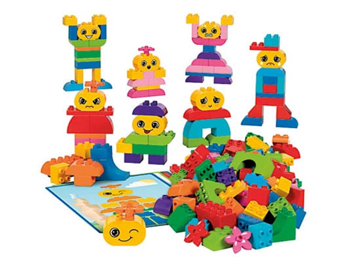 LEGO® Duplo® Build Me Emotions