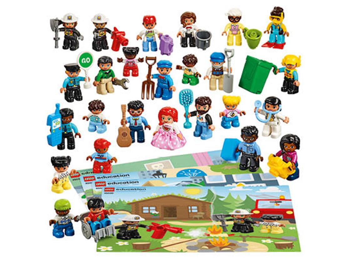 LEGO® People Accessory Set